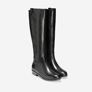 Cole Haan Grand OS Leather Katrina Riding Boot!